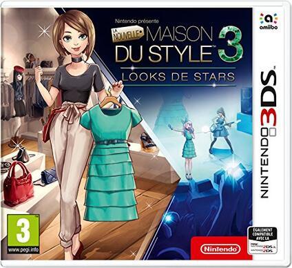 La Nouvelle Maison du Style 3: Looks de Stars Nintendo 3DS [Edizione: Francia]