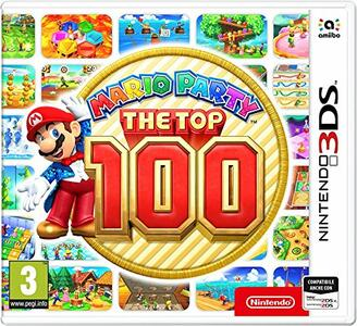 Super Mario Party. The Top 100 - 3DS