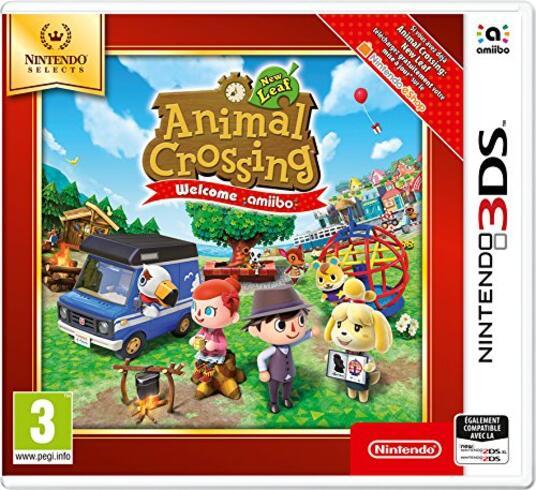 Animal Crossing: New Leaf Welcome Amiibo SELECTS [Edizione: Francia]
