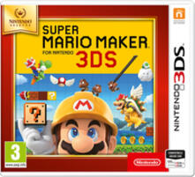 Super Mario Maker - Select - 3DS
