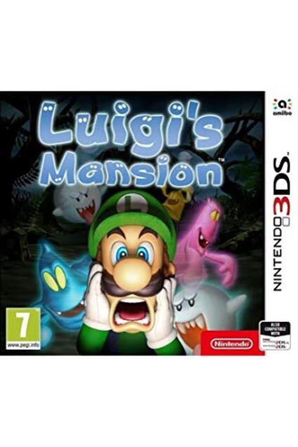 Luigi's Mansion (n3ds) [Edizione: Francia]