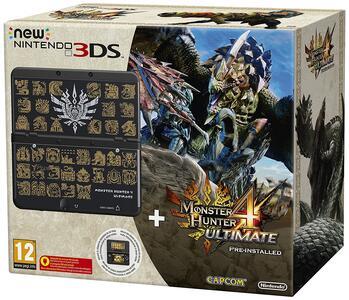 New Nintendo 3DS + Monster Hunter 4 Ultimate - 5
