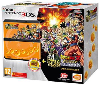 Videogioco Nintendo New 3DS + Dragon Ball Z: Extreme Butoden Nintendo 3DS