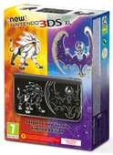 Videogiochi Nintendo 3DS New Nintendo 3DS XL Black - Solgaleo e Lunala Limited Edition