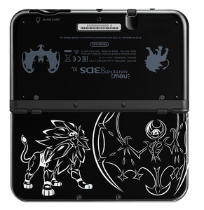 Videogioco New Nintendo 3DS XL Black - Solgaleo e Lunala Limited Edition Nintendo 3DS 3
