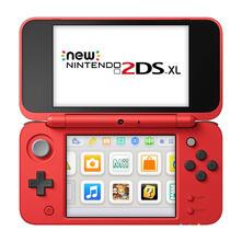 """Nintendo New 2DS XL Poké Ball Edition console da gioco portatile Nero, Rosso, Bianco 12,4 cm (4.88"""") Touch screen Wi-Fi"""