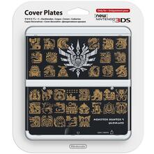 New Nintendo 3DS Cover Monster Hunter 4 Nero