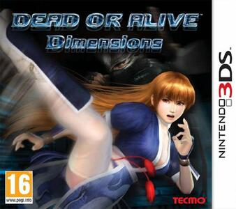 Dead or Alive: Dimensions - 2