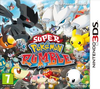 Videogioco Super Pokemon Rumble Nintendo 3DS