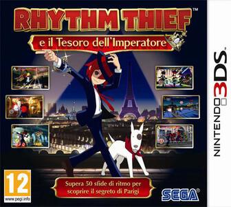 Rhythm Thief e il Tesoro dell'Imperatore - 2