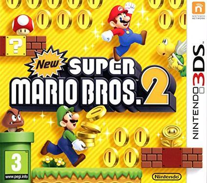 New Super Mario Bros. 2 Nintendo 3DS [Edizione: Francia]