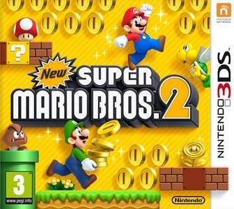 Videogioco New Super Mario Bros 2 Nintendo 3DS