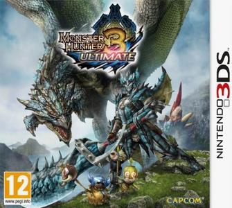 Videogioco Monster Hunter 3 Ultimate Nintendo 3DS