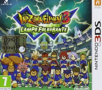 Inazuma Eleven 3: Lampo folgorante - 2