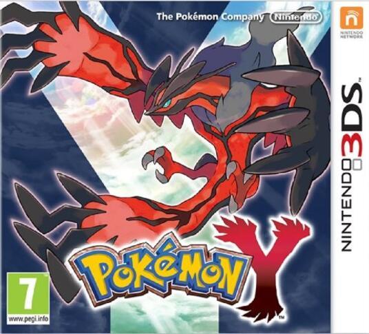 Pokémon Y Nintendo 3DS [Edizione: Francia]
