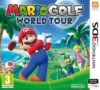Mario Golf. World Tour