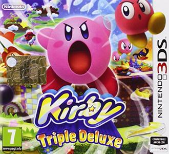 Videogioco Kirby: Triple Deluxe Nintendo 3DS