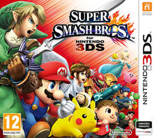 Nintendo Super Smash Bros - 3DS