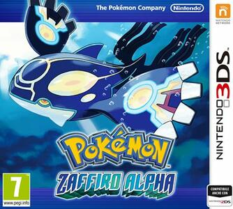 Pokémon Zaffiro Alpha - 4