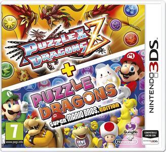 Puzzle Dragons & Puzzle & Dragons: Super Mario Bros - 2
