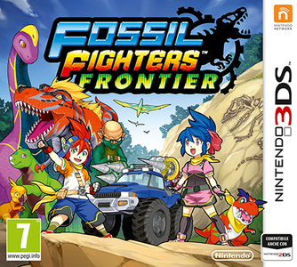 Videogioco Fossil Fighters: Frontier Nintendo 3DS