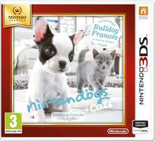Nintendo Nintendogs + Gatos: Bulldog - 3DS