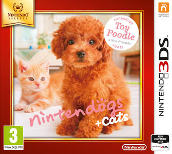Nintendogs + Cats: Barboncino Select - 2