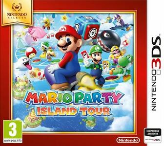 Mario Party Island Tour Select - 2