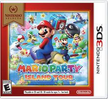 Nintendo Mario Party: Island Tour - 3DS