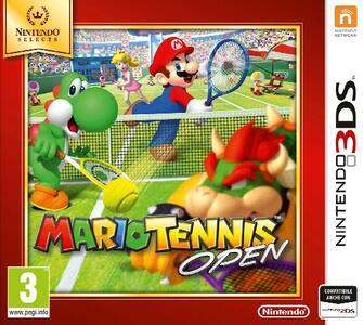 Mario Tennis Open - Nintendo Selects - 3DS