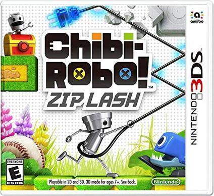 Chibi-Robo! Zip Lash [Edizione: Francia]