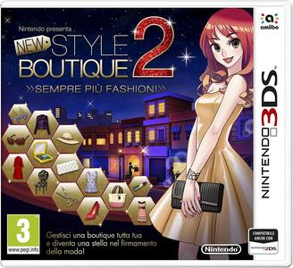 Videogioco New Style Boutique 2: Sempre più Fashion! Nintendo 3DS