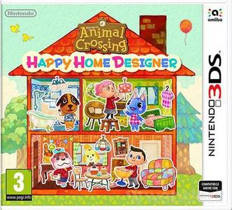 Videogioco Animal Crossing: Happy Home Designer Nintendo 3DS