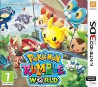 Videogiochi Nintendo 3DS Pokémon Rumble World