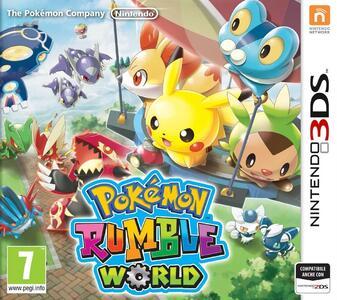 Pokémon Rumble World - 3DS - 2