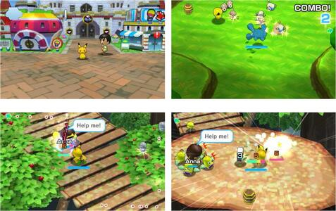 Pokémon Rumble World - 3DS - 5