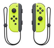 Nintendo Switch Neon Yellow Joy-Con Controller Set Gamepad Nintendo Switch Analogico/Digitale Bluetooth Giallo