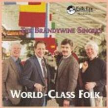 World-Class Folk - CD Audio di Brandywine Singers