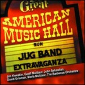 At San Francisco's Great American Music Hall - CD Audio di Jug Band Extravaganza