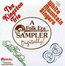 A Folk Era Sampler - CD Audio