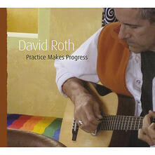 Practice Makes Progress - CD Audio di David Roth