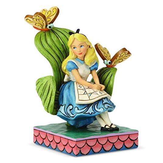 Disney Traditions Alice Nel Paese Delle Meravigl