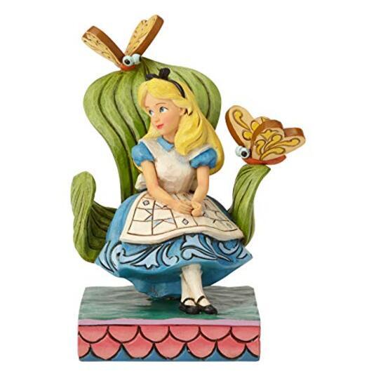 Disney Traditions Alice Nel Paese Delle Meravigl - 3