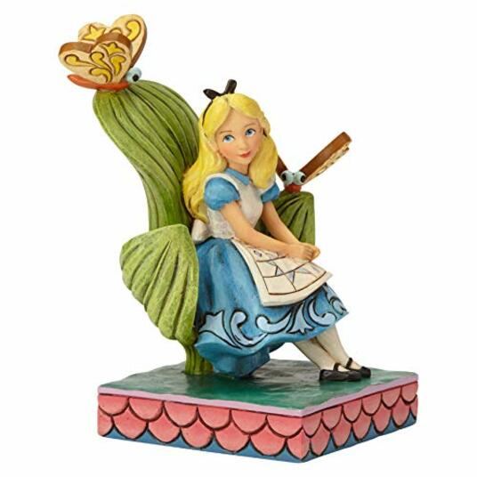 Disney Traditions Alice Nel Paese Delle Meravigl - 4