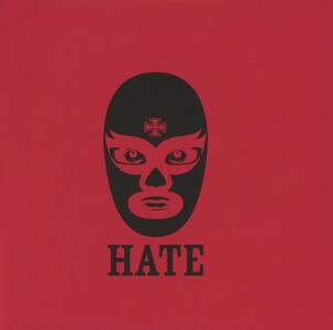 Love Hate (Deluxe Edition) - CD Audio di He Who Cannot Be Named - 2