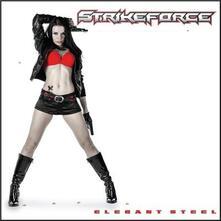 Elegant Steel - CD Audio di Strikeforce
