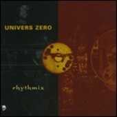 CD Rhythmix Univers Zero