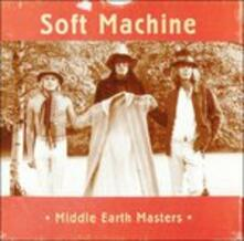 Middle Earth Masters - CD Audio di Soft Machine