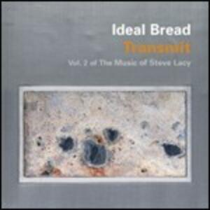 Transmit vol.2: The Music of Steve Lacy - CD Audio di Ideal Bread