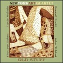 Old Stuff - CD Audio di New York Art Quartet